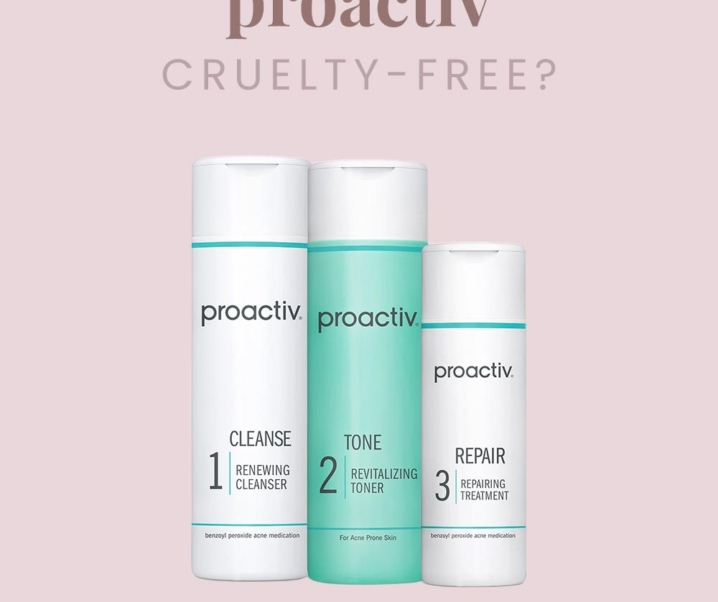 Is Proactiv Cruelty-Free? | Proactiv Animal Testing Policy