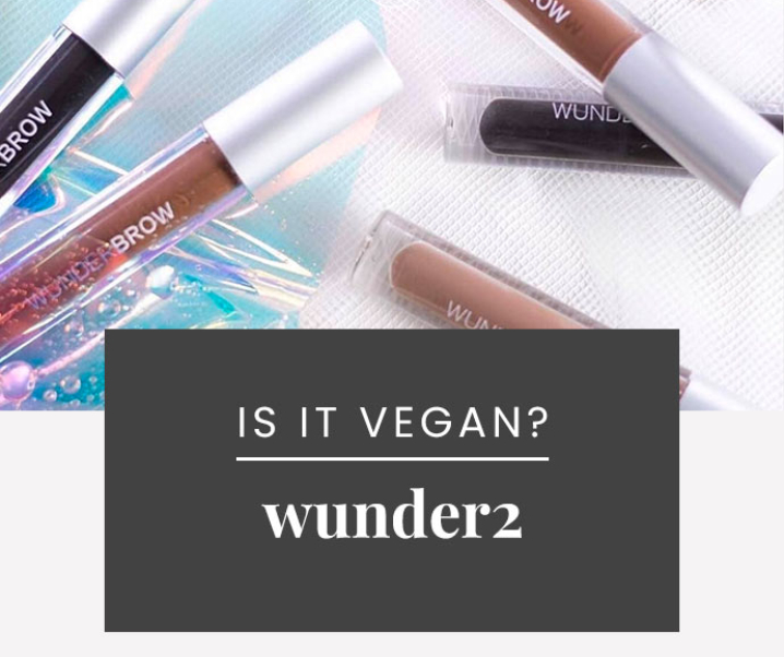 Wunder2/WunderBrow Vegan & Cruelty-Free Status