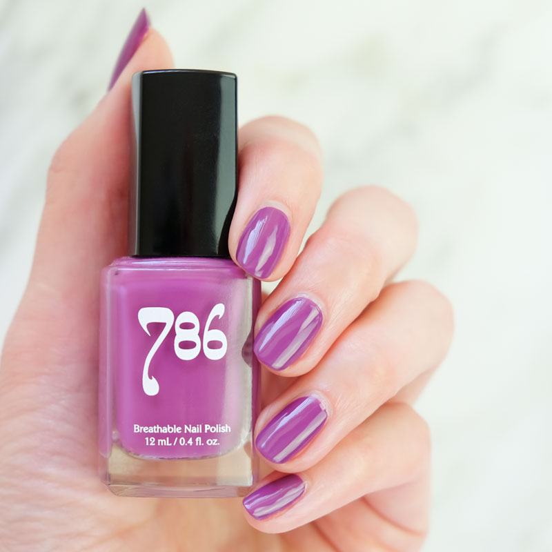 786 Nail Polish - Shiraz