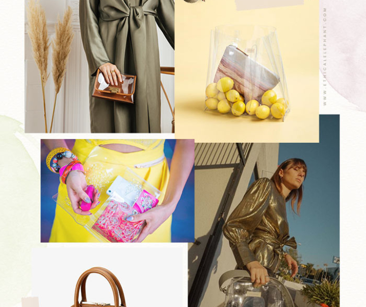 Clear Bags – Shop the Trend | Vegan Style