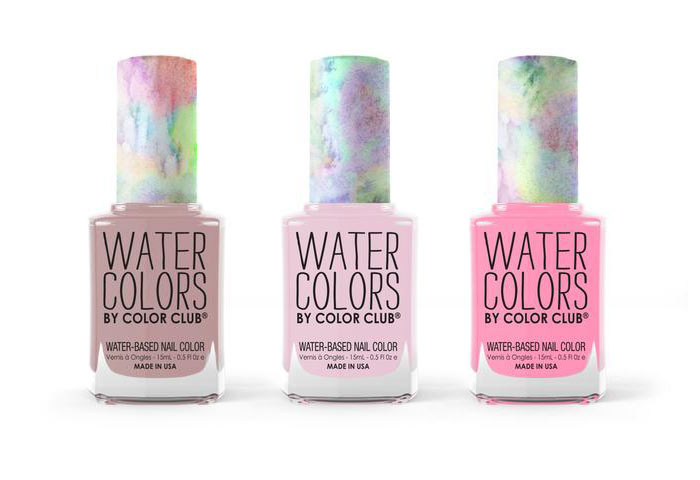 Water Colors by Color Club