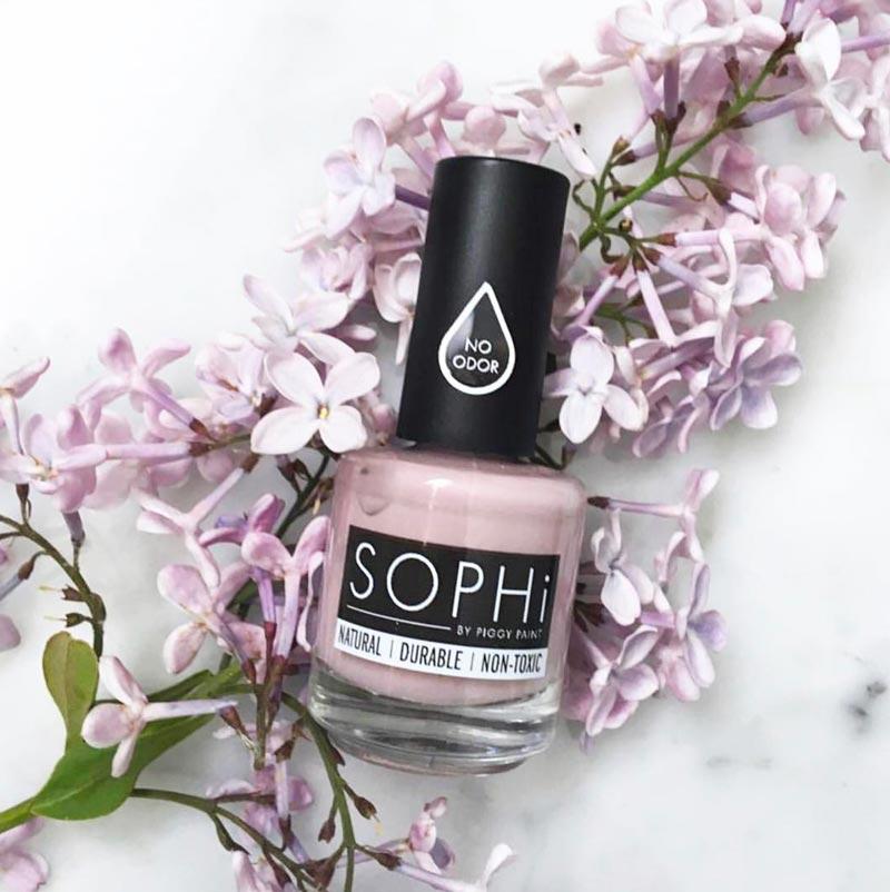 SOPHi Water-Based Nail Polish