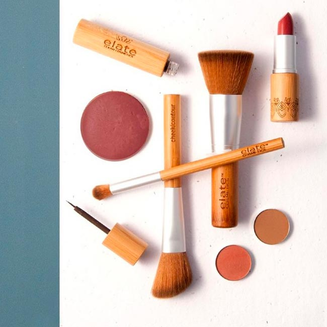 Elate Cosmetics Vegan Makeup Brushes