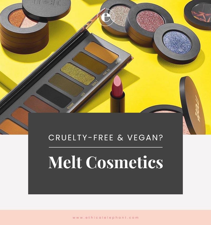 Is Melt Cosmetics Cruelty-Free in 2019?
