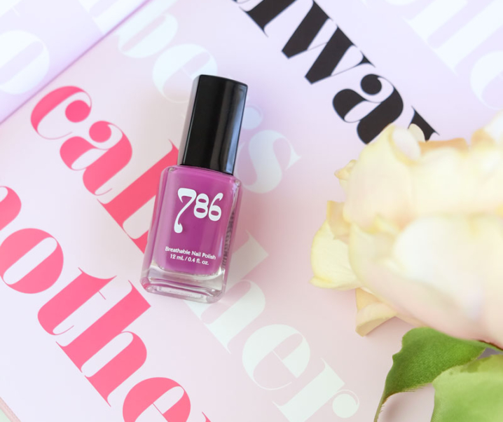 786 Cosmetics – Shiraz (Halal & Vegan) Nail Polish Review