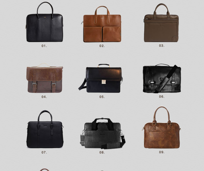 List of Vegan Leather Briefcase & Laptop Bags