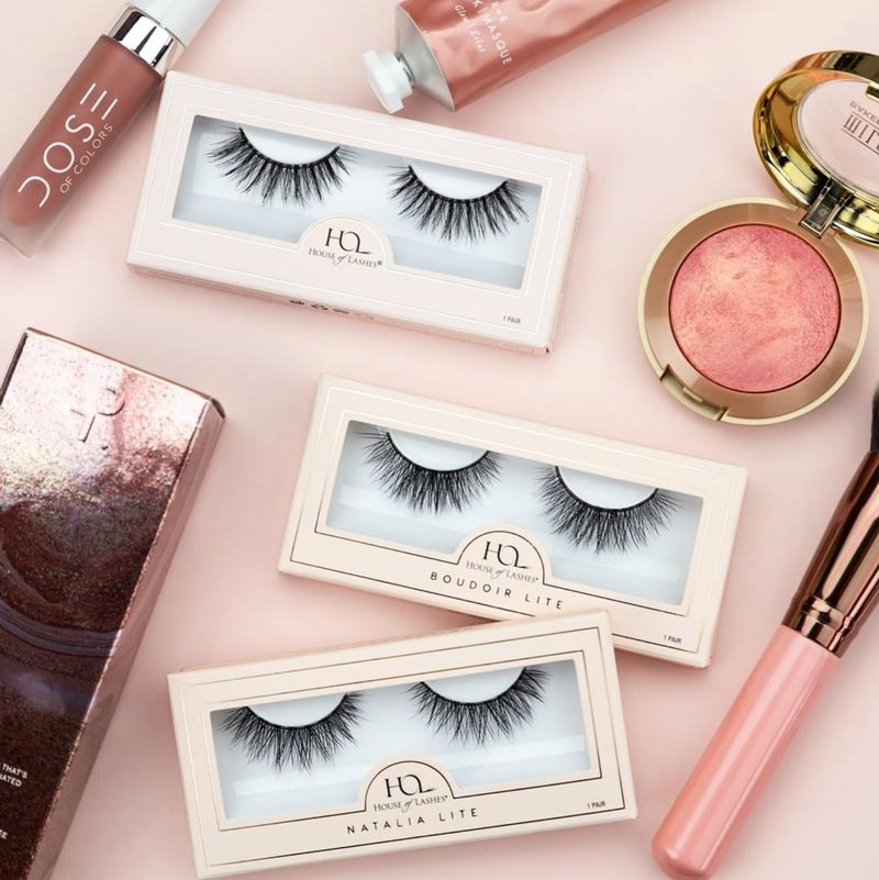 House of Lashes - Synthetic Lashes