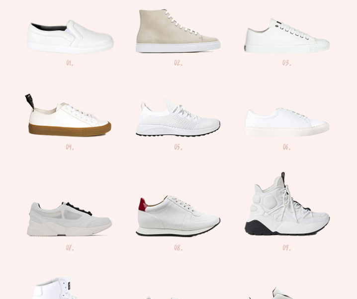 The 15 Best White Vegan Sneakers in 2019 | Shop the Trend – Vegan Style