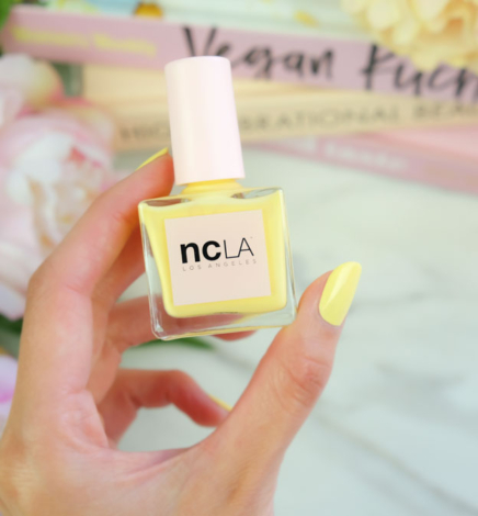 NCLA – Tennis Anyone? Cruelty-Free & Vegan Nail Polish Review