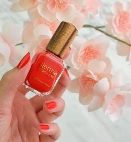 Sienna Byron Bay – Passion – Nail Polish Review