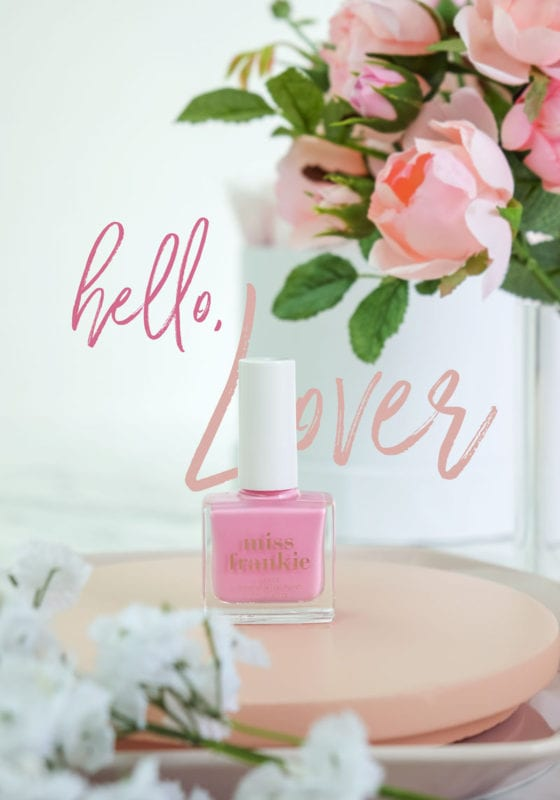Review: Hello Lover – Miss Frankie Nail Polish