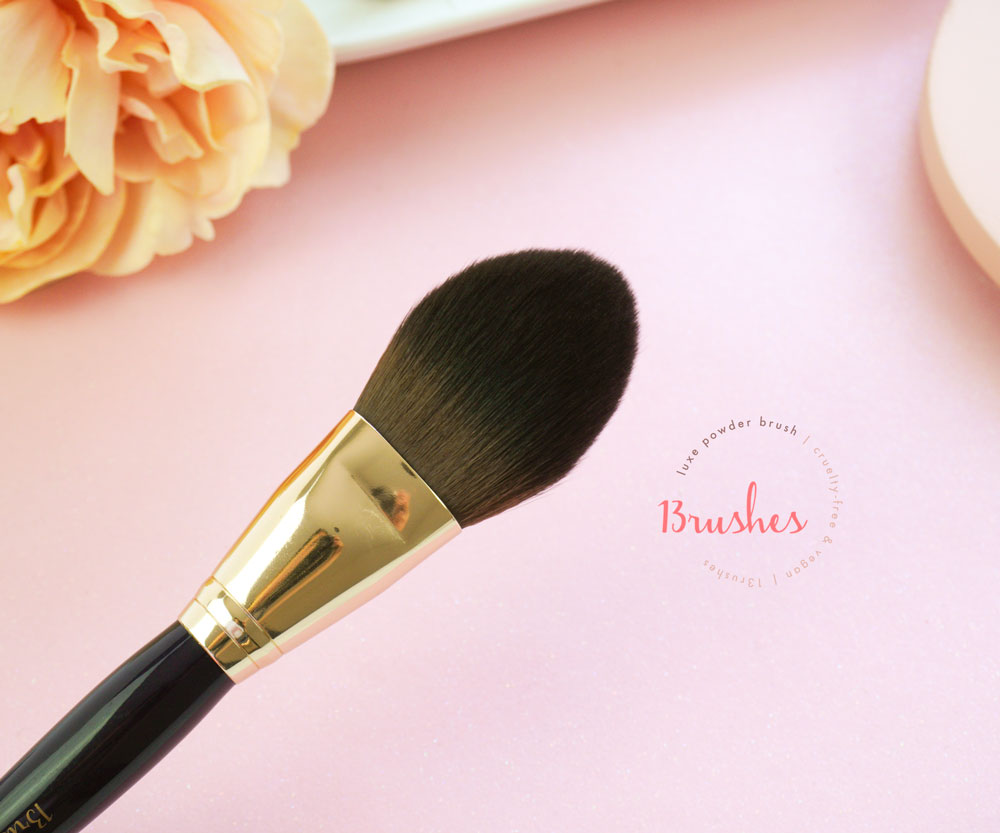 Luxe Powder Brush - 13rushes Review