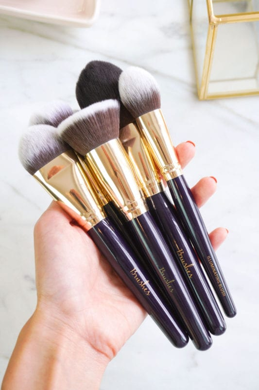 13rushes Review – Cruelty-Free & Vegan Makeup Brushes