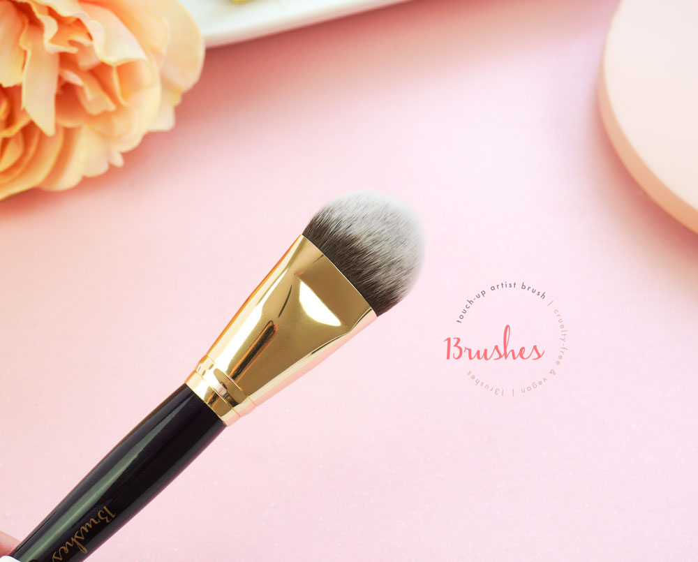 Touch-Up Artist Brush - 13rushes Review