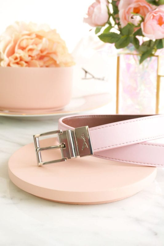 Review: Doshi Reversible Vegan Belts for Women + Coupon Code