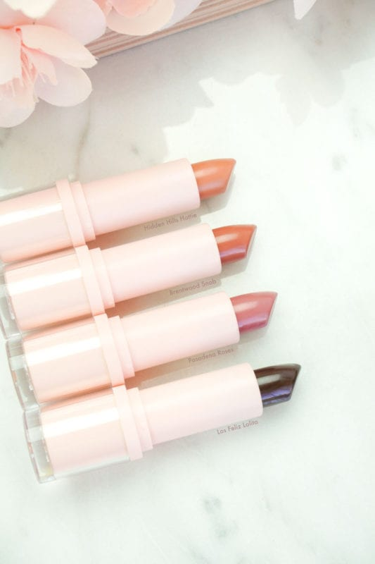 Review: NCLA Nude Lipsticks (100% Vegan Lipsticks)