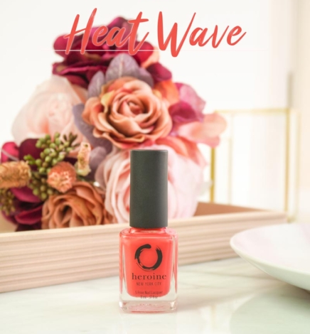 Heat Wave – heroine.nyc Nail Polish Review