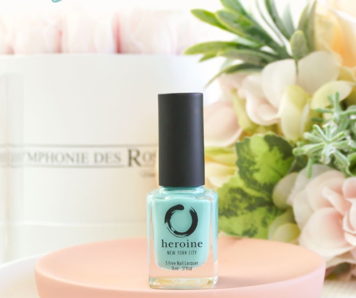 Heroine NYC – Son of a Beach Nail Polish Review