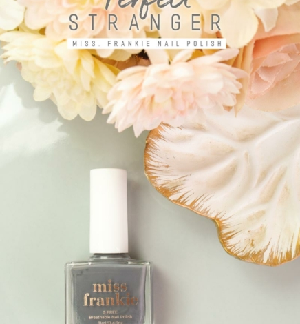 Miss. Frankie – Perfect Stranger Nail Polish Review