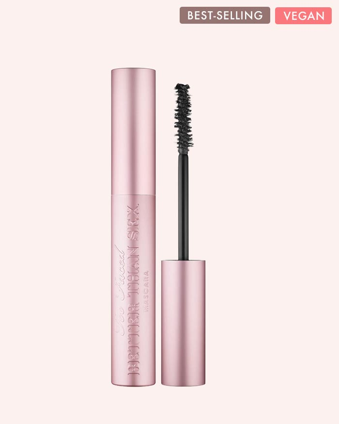 Too Faced Better Than Sex Mascara (Vegan)