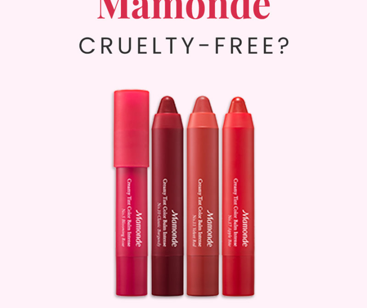 Is Mamonde Cruelty Free? | Mamonde Animal Testing Policy