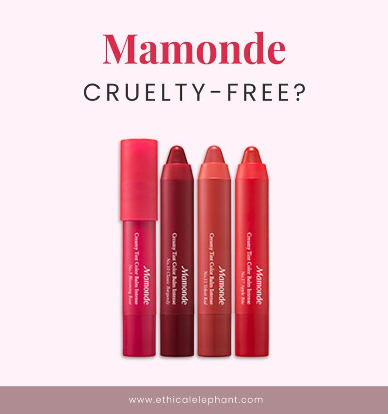 Is Mamonde Cruelty-Free?