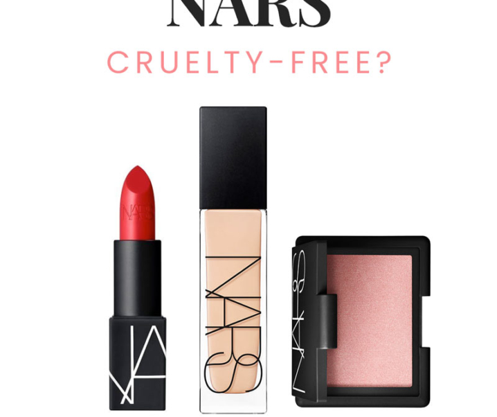 Is Nars Cruelty-Free? | Does NARS Test on Animals?