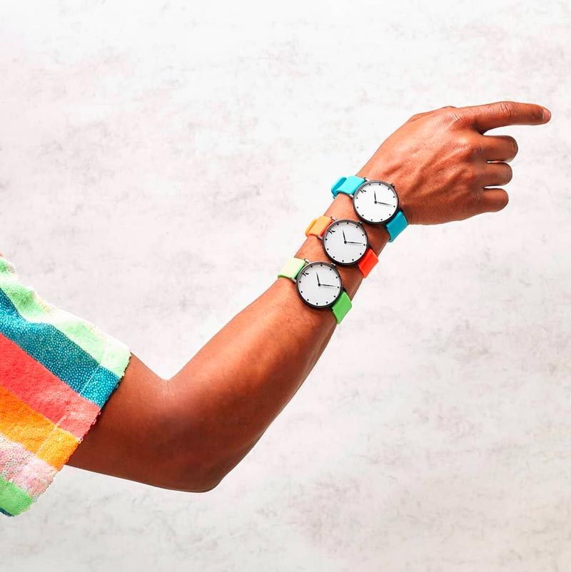 Ksana Vegan Colorful Watches