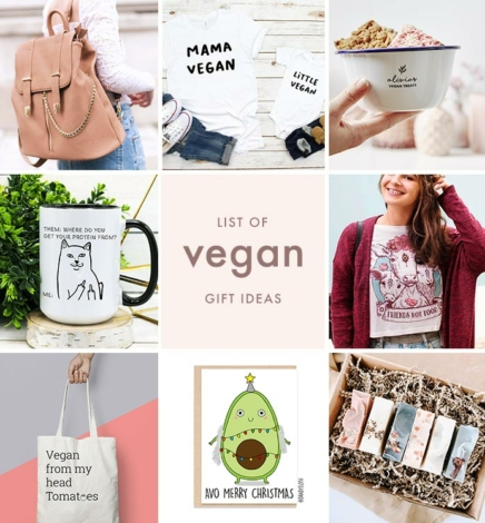 Vegan Etsy Gift Ideas – From or For Vegans