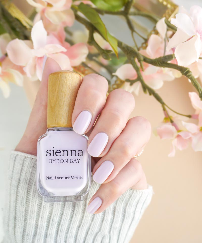 Whisper - Sienna Byron Bay Nail Polish