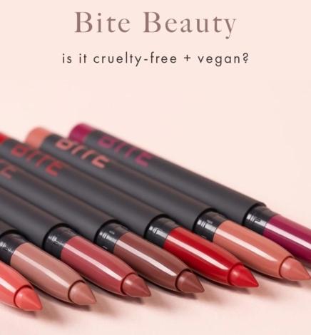 Is Bite Beauty Cruelty-Free & Vegan? (2020)