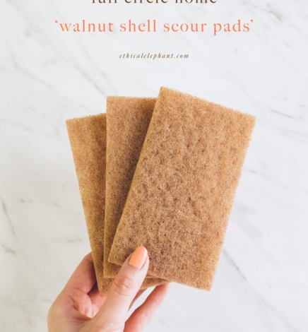 Review: Full Circle Walnut Shell Scour Pads