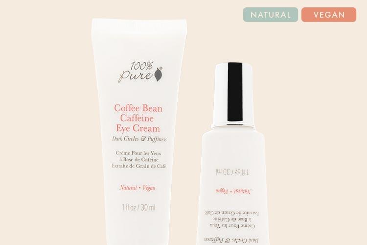 100% Pure Cruelty-Free & Vegan Eye Cream
