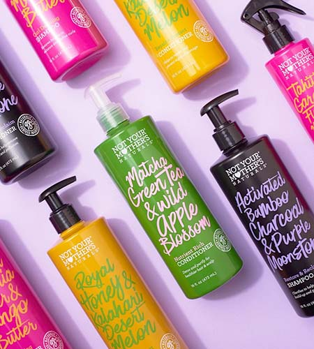 Not Your Mother's Naturals cruelty-free collection