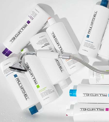 Paul Mitchell - Salon-quality and professional cruelty-free hair products at affordable prices