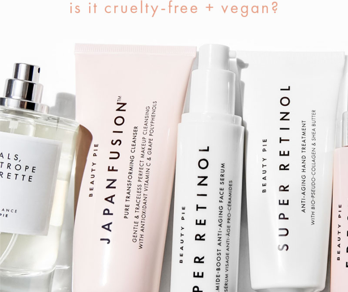 Is Beauty Pie Cruelty-Free and Vegan?