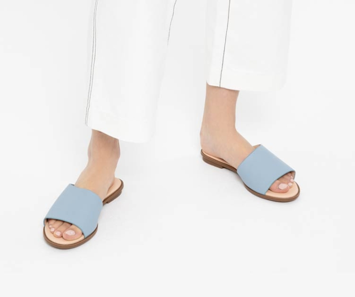 List of Ethical & Vegan Slides Sandals