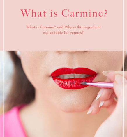 Is Carmine Vegan? | What Vegans Need to Know About Carmine