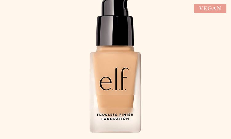 ELF Flawless Finish Cruelty-Free Foundations