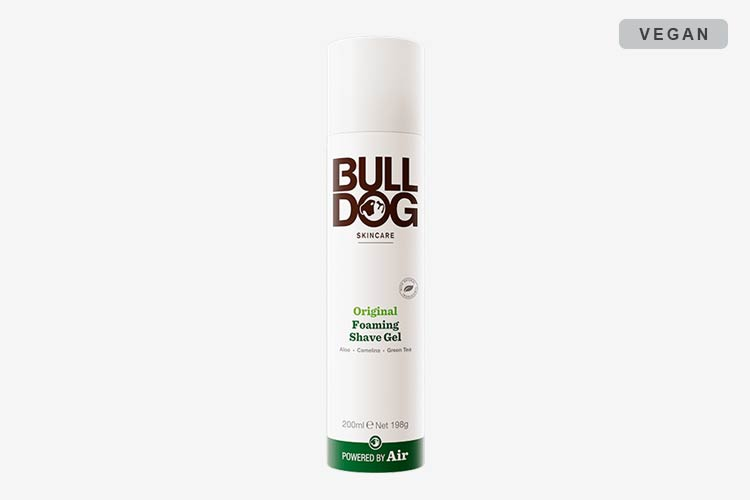 Bulldog Original Foaming Shave Gel