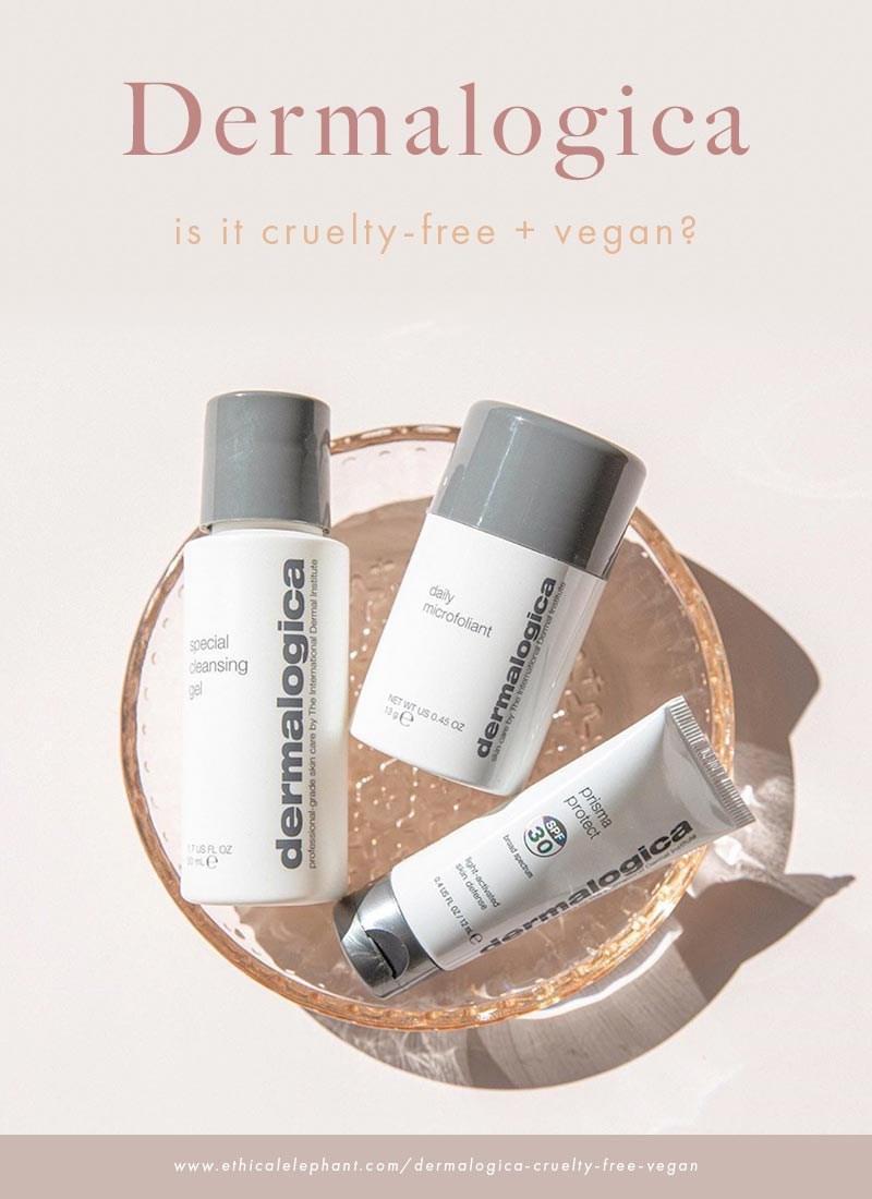 Is Dermalogica Cruelty-Free and Vegan?