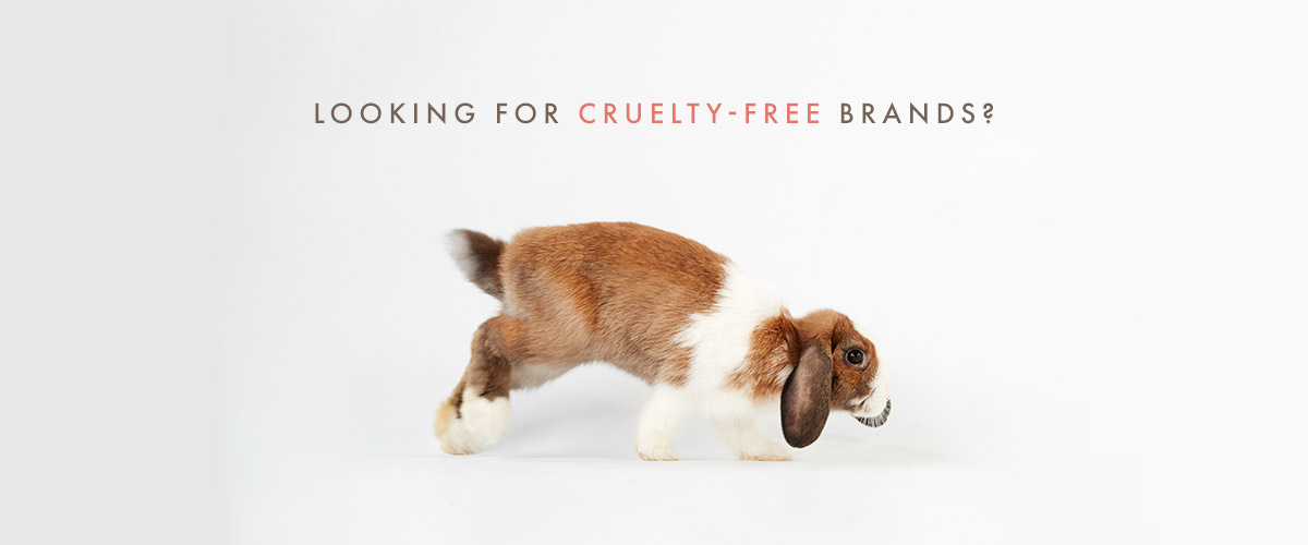 looking for cruelty-free brands?