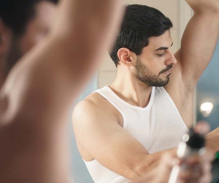 Vegan & Cruelty-Free Men's Deodorant