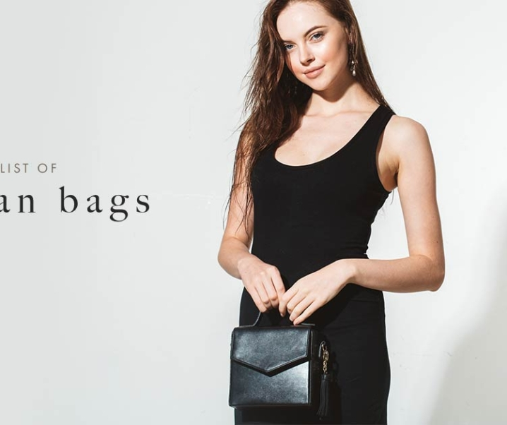 20+ Chic Vegan Handbags & Accessories Brands