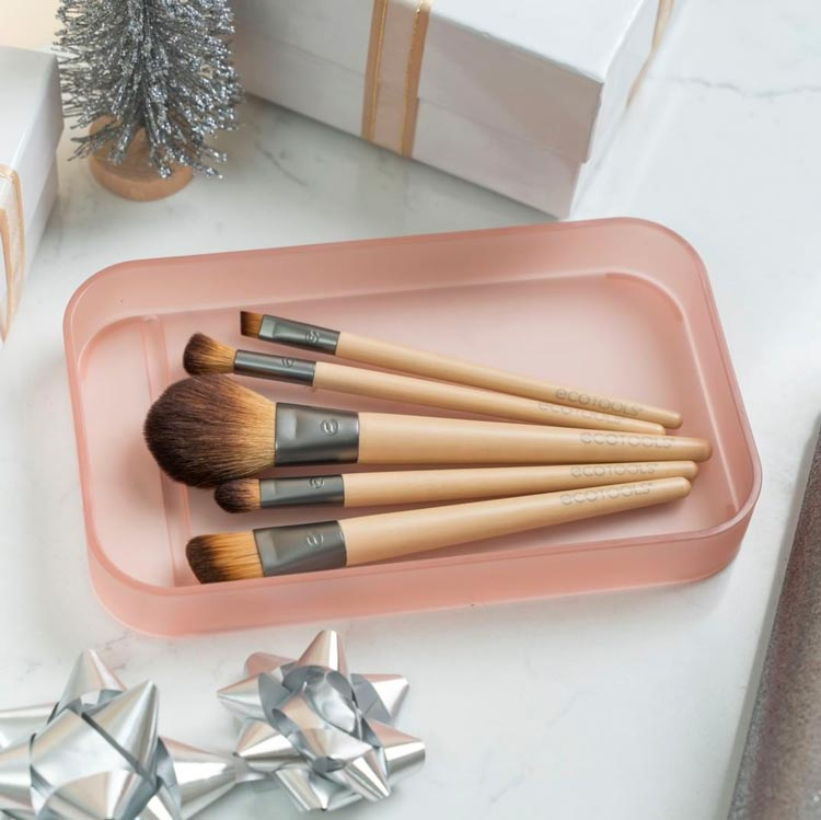 EcoTools Eco-Friendly Vegan Makeup Brushes