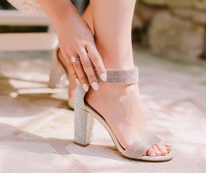 28 Chic & Elegant Vegan Wedding Shoes for the Bride