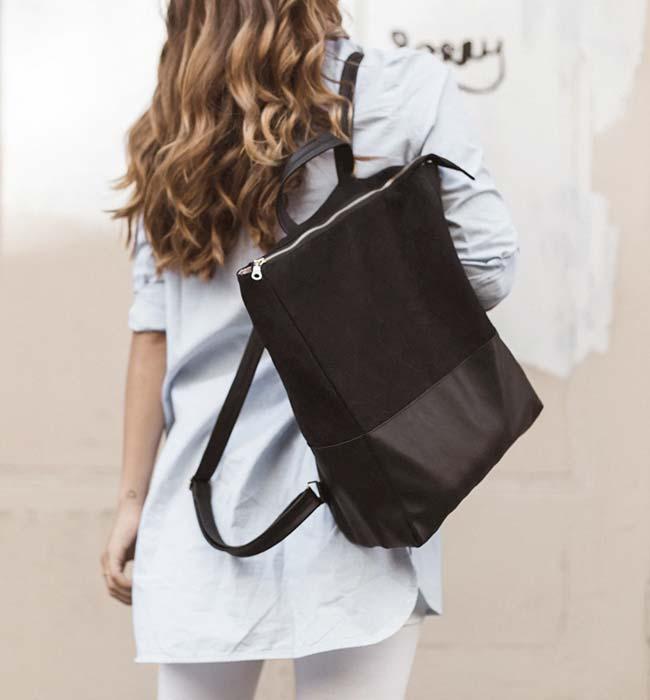 Metropolitan Backpack by Lee Coren