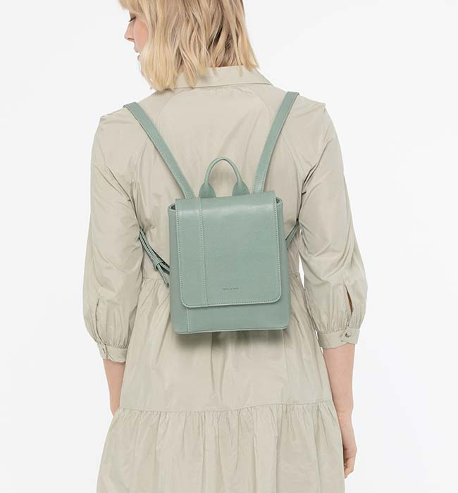Vegan Mini Backpack by Matt & Nat