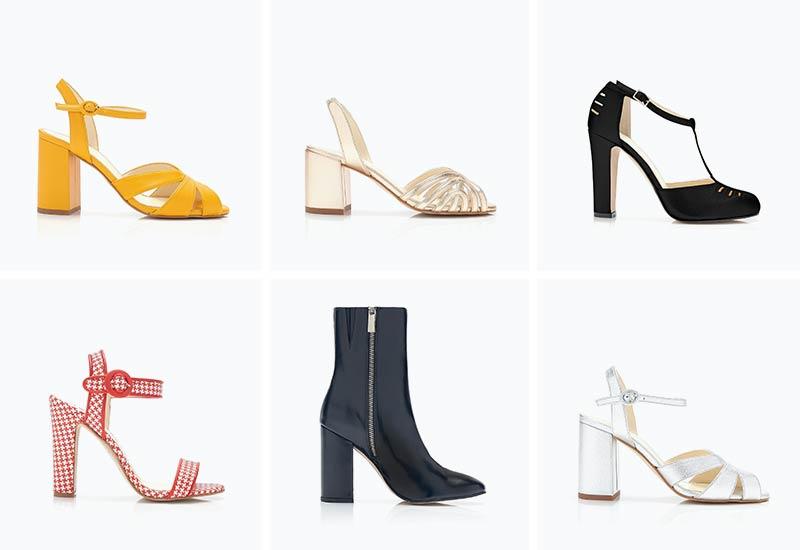 Beyond Skin Vintage-Inspired Vegan Heels