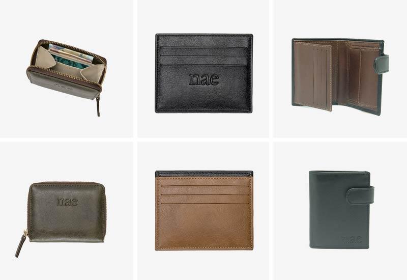Nae Vegan Leather Wallets for Men